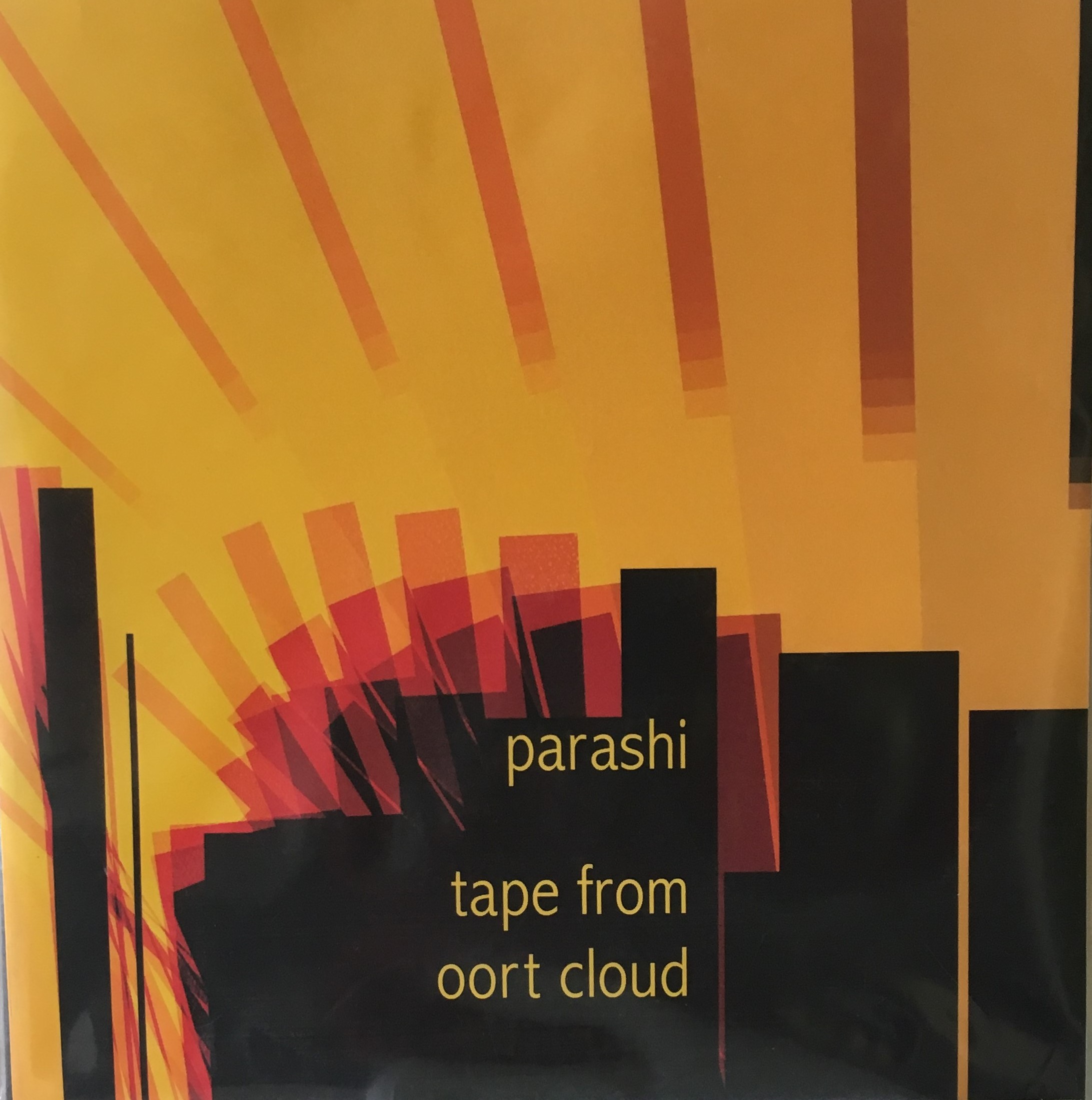 tape from oort cloud